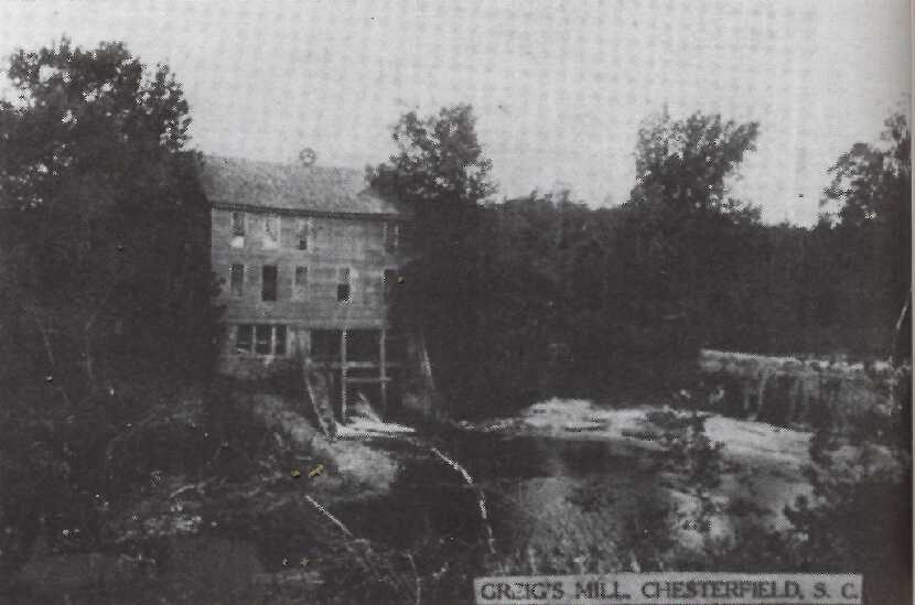 The Mill - As it once was!