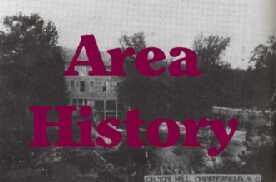 History of Craig's Mill, Craig Park, & the town of Chesterfield, SC